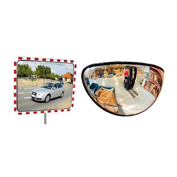 Bilde for kategorien Trafikkspeil og butikkspeil