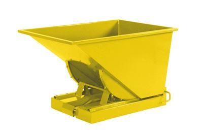 Tippcontainer Argos 300 L, LxBxH 1235x840x750 mm, gul