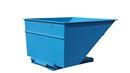 Tippcontainer Argos 3000 L, LxBxH 2073x1866x1248 mm, blå