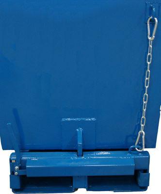 Säkerhetskedja för Tippcontainer Argos, Helios och Kronos, 300 L