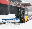 Snöblad Rikkas med gummiskrapa