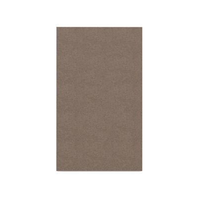 Anslagstavla Air Space Textile, BxH 1190x1990 mm, brun