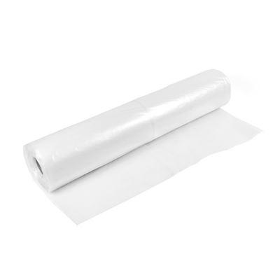 Täckplast, LDPE, 70 my, 2x50 m/rulle
