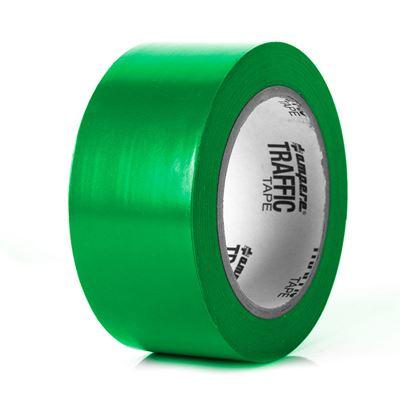 Golvtejp Rien, L 33 m/rle, B 50 mm, grön
