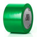Golvtejp Rien, L 33 m/rle, B 75 mm, grön