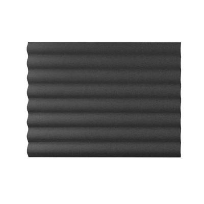 Väggabsorbent Scala, horisontell, LxBxD 1600x1207x60 mm, svart