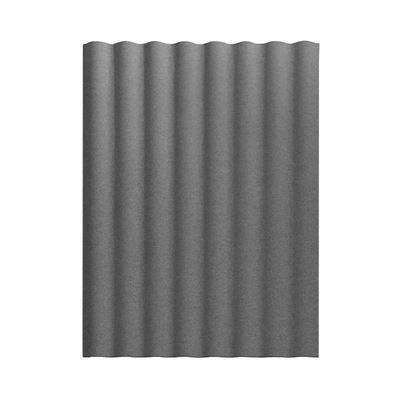 Väggabsorbent Scala, vertikal, LxBxD 1207x1600x60 mm, grå