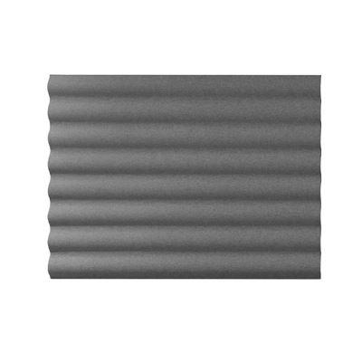 Väggabsorbent Scala, horisontell, LxBxD 2300x1207x60 mm, grå