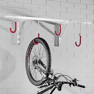 Cykelhängare Egan, för 8 cyklar
