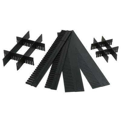 Fackindelning Saarni, LxH 1150x180 mm, B 15 mm, 10 st/fp
